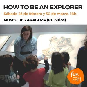 How to be an explorer