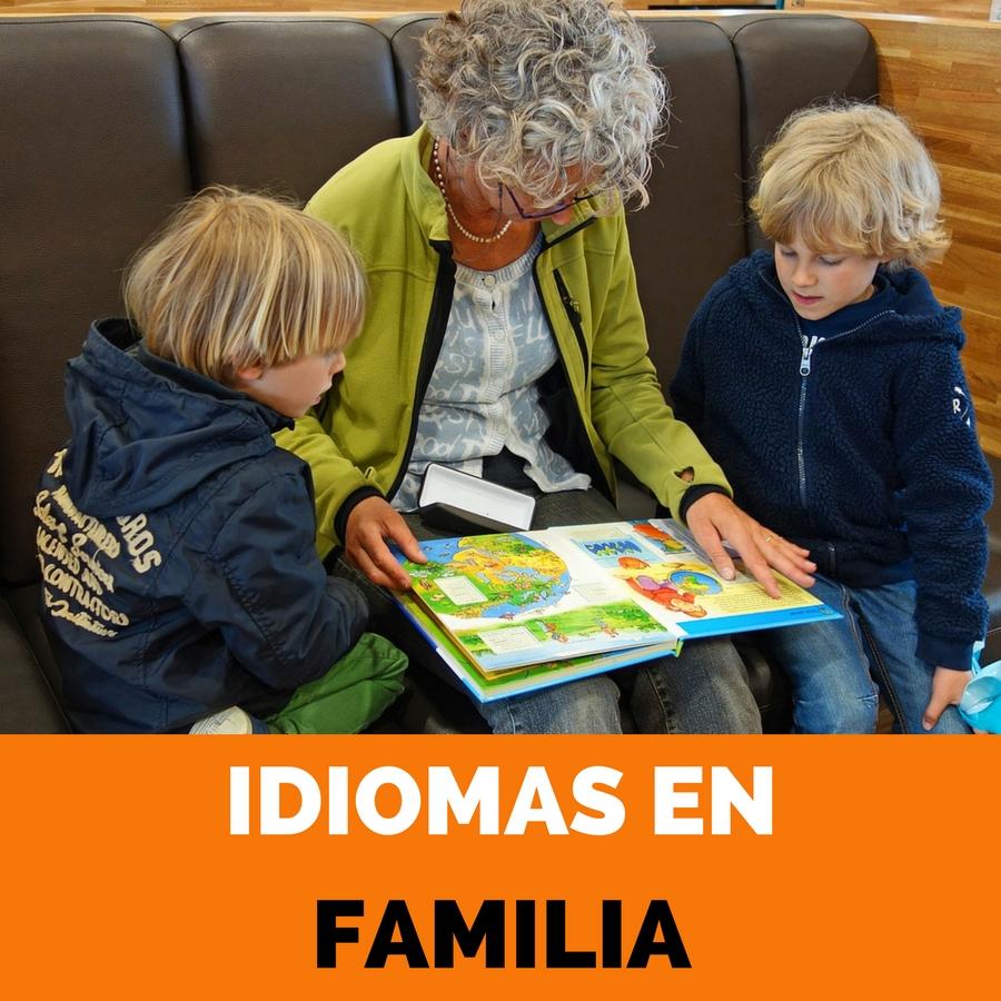 Idiomas en familia