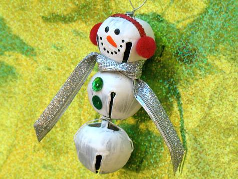 Jingle Bells Snowman Fun Family Crafts