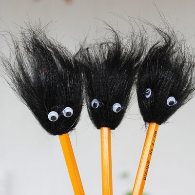 Back To School Pencil Toppers Fun Family Crafts