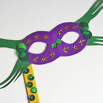 Mardi Gras Archives Fun Family Crafts
