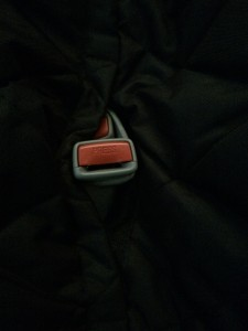 Velcro Lining for Seat Belt Adapters