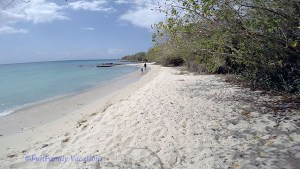 Remote Beaches in the Caribbean