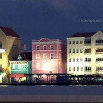 Willemsted Curacao at Night