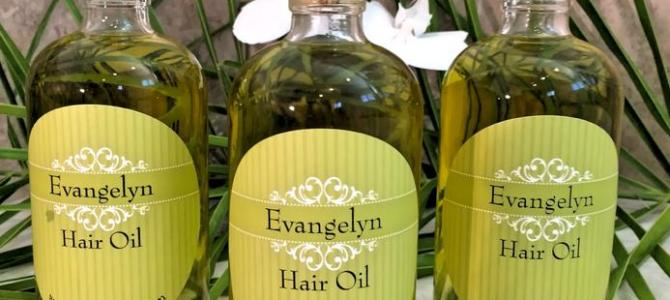 Evangelyn Hair Oil Review by a Curly Girl