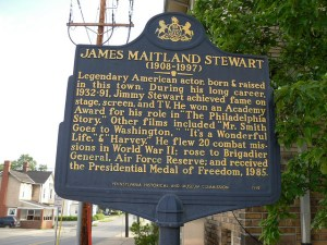 Jimmy Stewart Indiana Pennsylvania