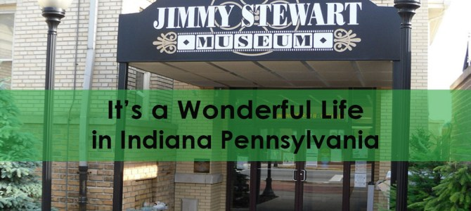 It's a Wonderful Life in Indiana Pennsylvania