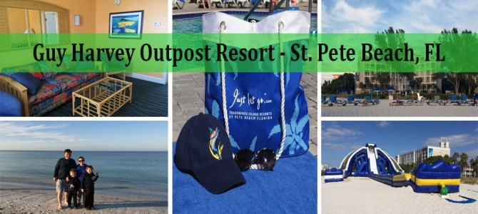 Guy Harvey Outpost Resort, St. Pete Beach, Florida