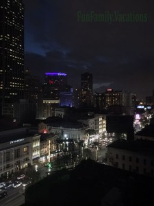 Canal Street View from the Marriot
