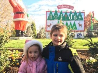 Busch Gardens Christmas Town Holiday Hills