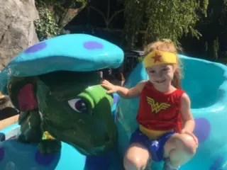 Busch Gardens Howl-O-Scream Land of the Dragons