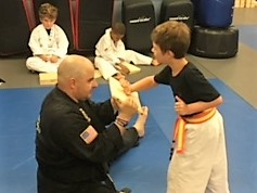 Effective Martial Arts: Smart Coach Columbia, Maryland: Board Breaking