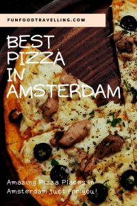 best pizza in amsterdam