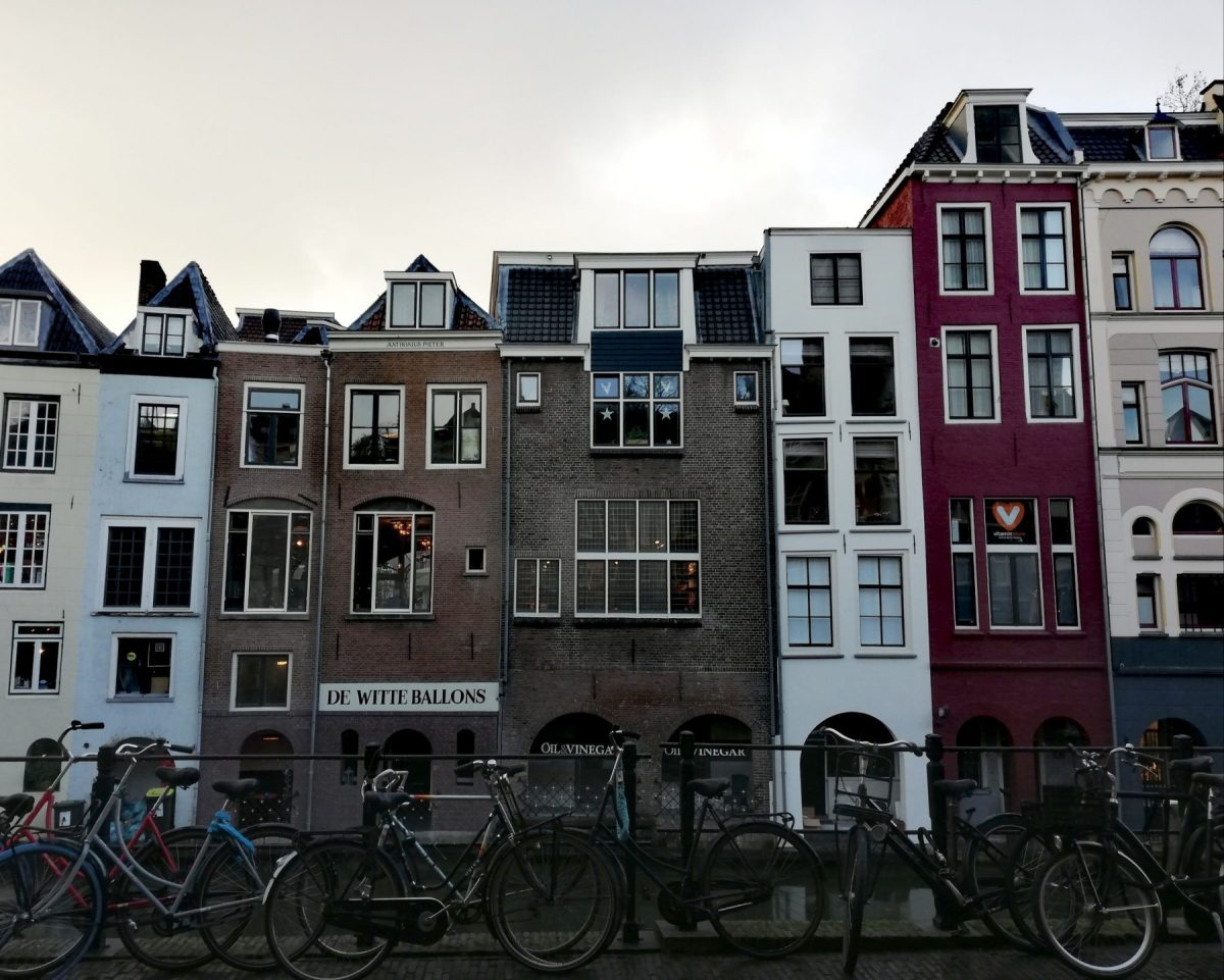 One Day trip from Amsterdam - Utrecht Netherlands
