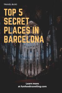 secret places barcelona