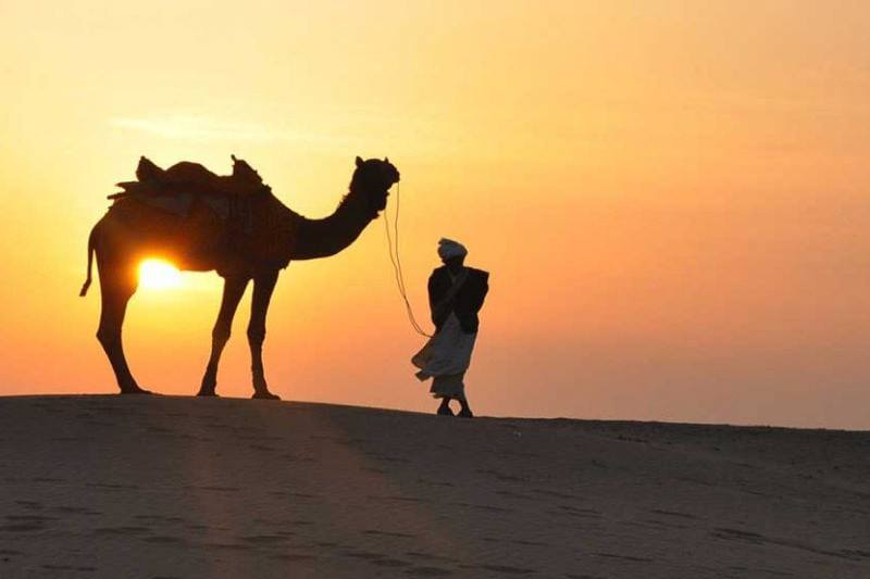 How to have FUN in Dubai Desert Safari