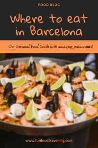 where to eat in Barcelona
