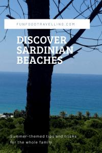 sardinian food and beaches