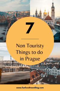 non touristy things to do in prague