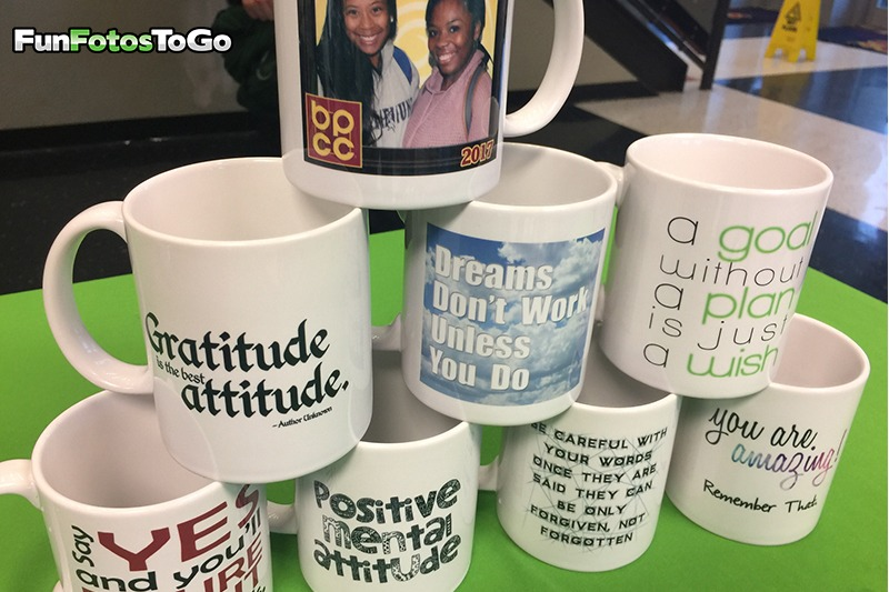 Motivational Mugs front and back