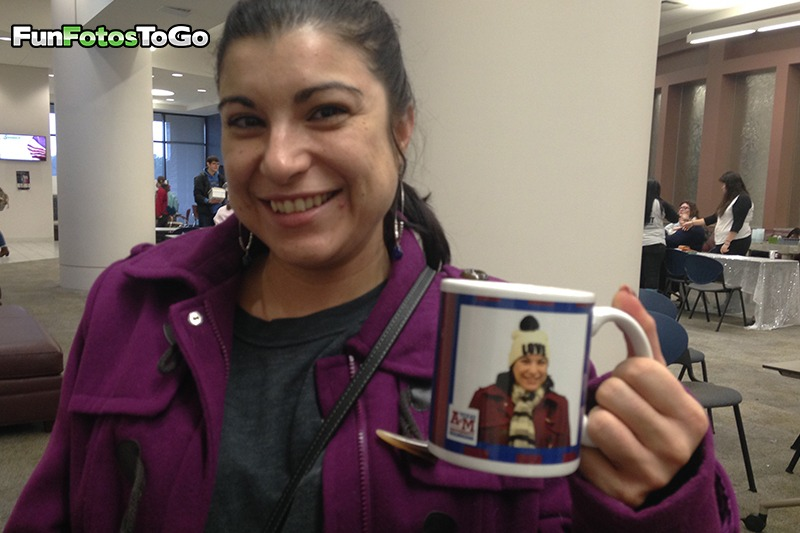 New mug helps keep you warm when it's cold