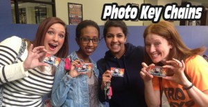 Photo Key Chains for your events