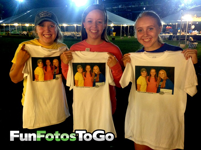 Photo Shirts a hit at Missouri College