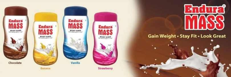 Endura Mass खाने के फायदे और नुकसान
