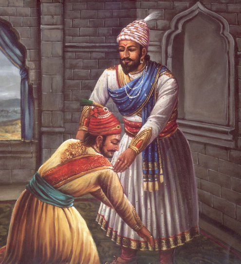 छत्रपति संभाजी महराजा का इतिहास ( CHATRAPATI SAMBHJI MAHARAJ HISTORY IN HINDI )