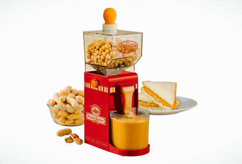 Nostalgia Nut Butter Maker