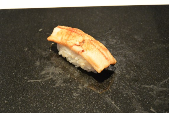 Sea Eel from Sushima, Japan [Too sweet and a little too soft]
