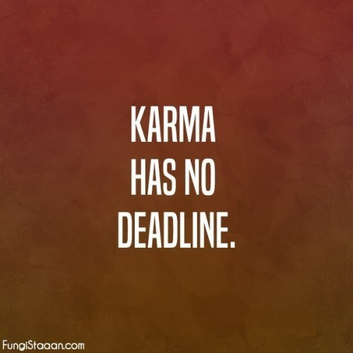 Funny Karma Quotes