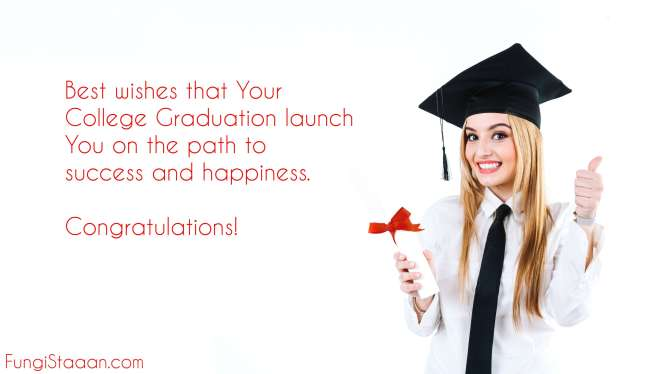 Graduation Wishes Quotes for Daughter