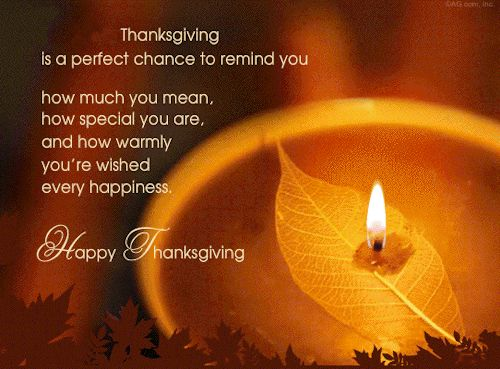 Happy Thanksgiving Blessings Pics