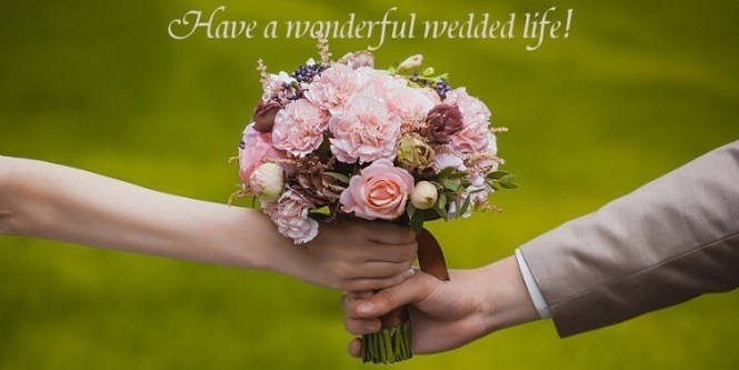Inspirational Wedding Wishes Quotes Messages