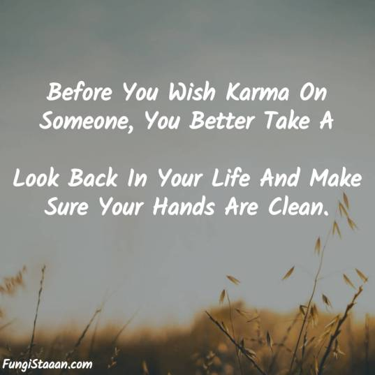 Quotes about Betrayal and Karma