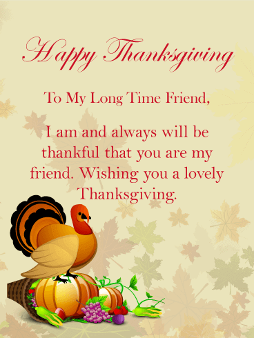 Thanksgiving Wishes Quotes for Family