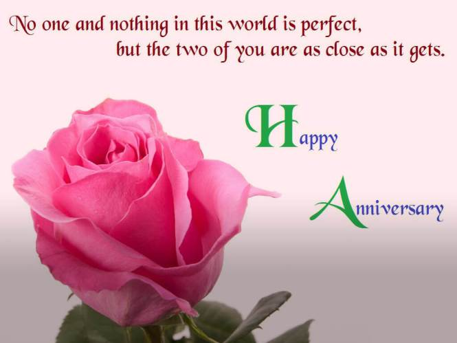 Wedding Anniversary Wishes Quotes Couple