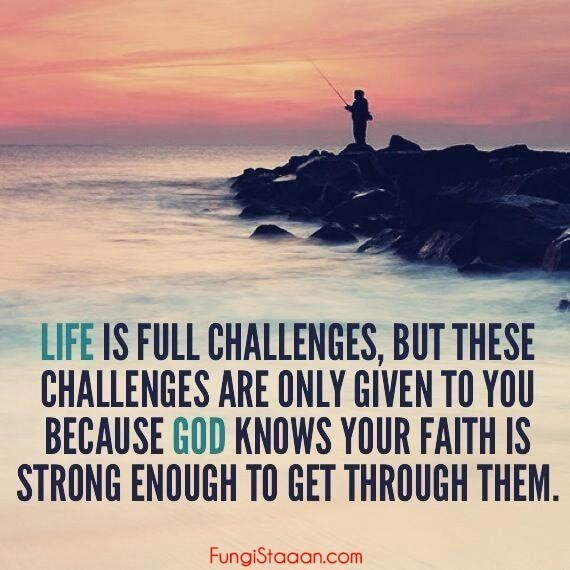 Quotes about Challenge in Life