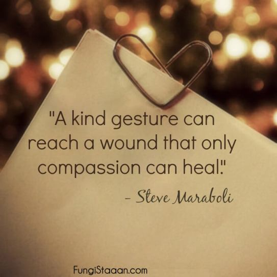 Quotes about Kindness and Compassion
