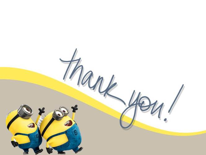 Thank You Minion Images