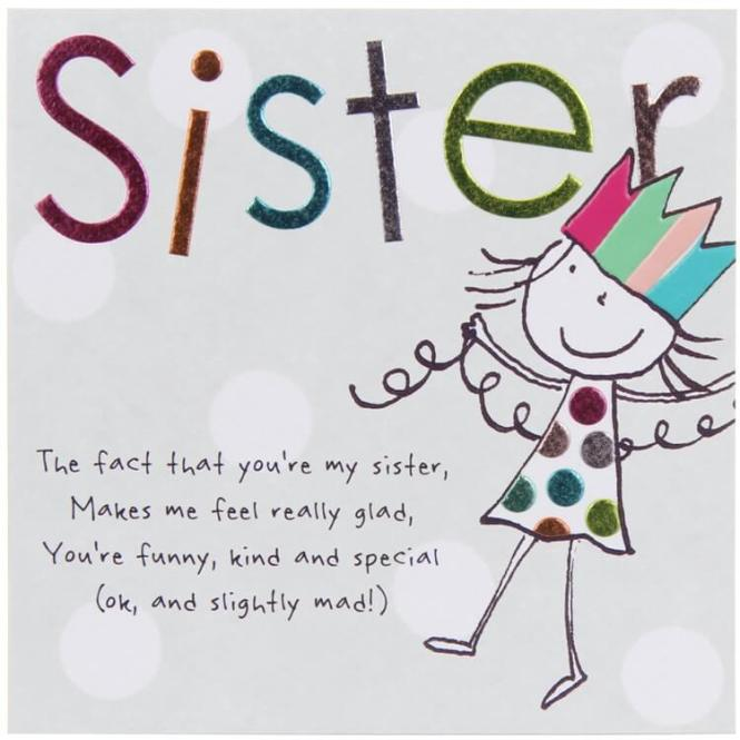 TOP 200+ Happy Birthday Wishes Quotes for Sister - FungiStaaan