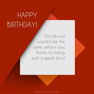 Birthday Cards Images Boss