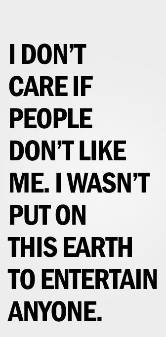 I Dont Care Quotes Images