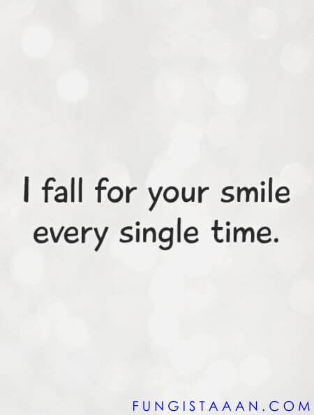 You Smile Quotes