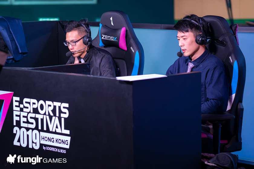 E-SPORTS FESTIVAL HK 2019