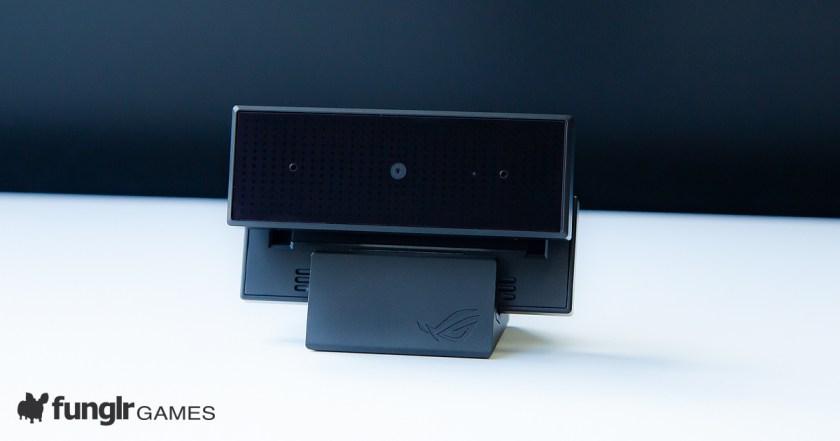 テレワークにも最適!60fpsのフルHDウェブカメラ ASUS「ROG Eye」をレビュー!