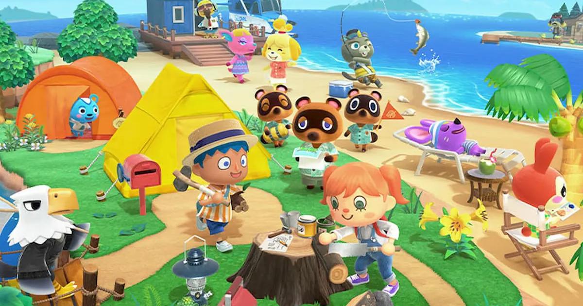 任天堂宣布企業組織使用《集合啦!動物森友會》時的注意須知- funglr Games