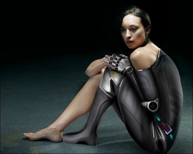 Robots Femme