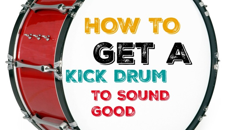 kick drum sound